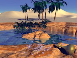 Oasis by MMX-Design