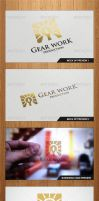 Gear Work Logo Template - Graphicriver by Changyik