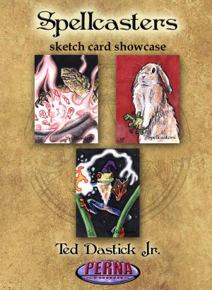 Ted Dastick Jr. Showcase - Spellcasters