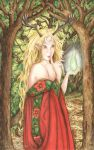Lady of the Forest by WildWoodArtsCo