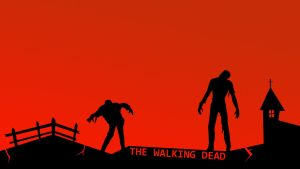 The Walking Dead Wallpaper 01 by mtzGrafen
