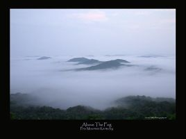 Above The Fog by TRBPhotographyLLC