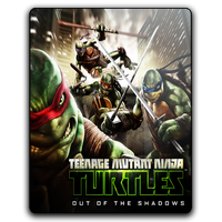 Teenage Mutant Ninja Turtles: Out of the Shadows by dylonji