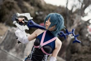 My name is Master Aqua by somatic-delusion