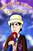Doctor Who Sylvester McCoy by Pembroke