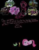 Love Pinkie Pie by Audoubled