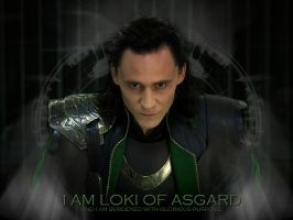 I AM LOKI by Gatewhale
