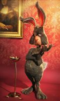 Le Rabbit by JoseAlvesSilva