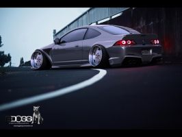 Acura Rsx by blackdoggdesign