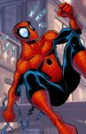 Spiderman - Spider Sense by PatCarlucci