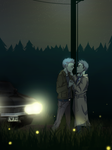 SPN: Two fools in love and music by xShieru