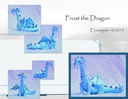 Frost the Dragon by MalaCembra