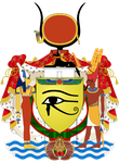 Royal Coat of Arms of Egypt by Claudius42