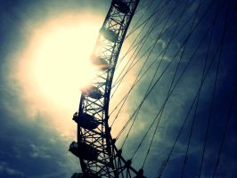 London Eye ! by DshaLie