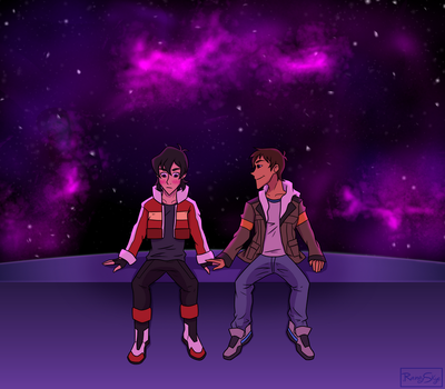 A Chance for Klance by RaineySkye