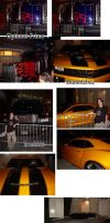Transformers 2 Movie Cars by MidNight-Vixen