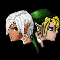 TheElves by Grim-Heaper