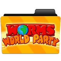 Game Folder - Worms World Party by floxx001