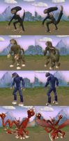 My Spore Monsters More Monster by Methados