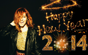 Lindsey Stirling_HappyNewYear_2014 by juztkiwi