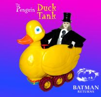 the penguin duck tank by reptilest