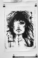 lithograph (solo show) by reminisense