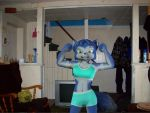 Krystal After Wiisport Workout by Rachidna