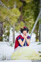 Snow White: Cold by OscarC-Photography