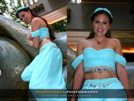 DC: Princess Jasmine by Phoenixtear