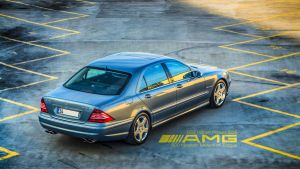 Mercedes S55 AMG  with VIDEO by kerimheper