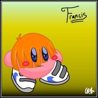 Francis by stormcannon1