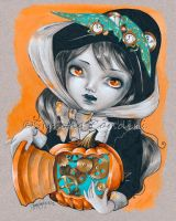 Steampumpkin by simonacandini