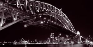 Harbour Bridge by Emerald1988