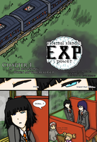 E.X.P Ch 1 Pg 1 by YouAskMeFirst2