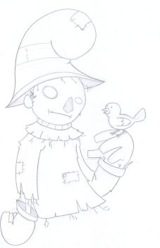 The Scarecrow 5.8.12 by Super-Josh