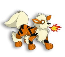 Arcanine TF Latex Suit 4 by Fox0808