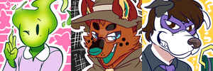 [commission] icon batch 2 by snaximation