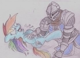 Elite Knight Rubs by FalloutFire