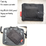 Tablet Bag by Hyper-Kitteh