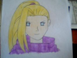 Ino (Coloured) by CoolShazza
