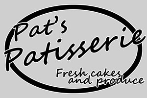 [LOGO] Pat's Patisserie by ScottMcCartney