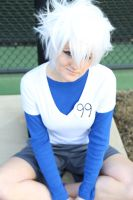 Killua Zoldyck 2 by free-placebo