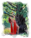 Dance of the Dryad by The-Pagan-Gallery