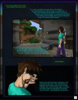 Minecraft: The AwakeningPg03 by TomBoy-Comics