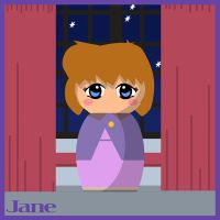 Jane Doll - Peter Pan 2 by hallatt