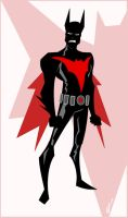 Batman Beyond by RevDenton