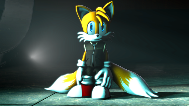 Tails - In the Light (SFM) by MichaelJFan77