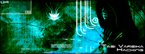Technical Graphics Signature by DatRets