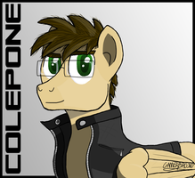 Colepone (OC) by Gamerbro360
