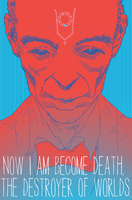 The Manhattan Projects OPPENHEIMER by OXOTHUK
